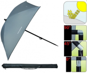 Deštník Trabucco Light Grey Umbrella 150cm