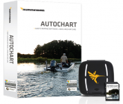 HUMMINBIRD AUTOCHART PC SOFTWARE