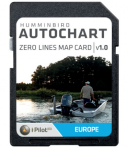 Humminbird Autochart Zero Line Card