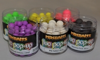 Mikbaits plovoucí boilie Fluo 14mm 250ml