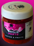 LK BAITS BOILIE PASTE 250g CAVIAR/ FRUITS