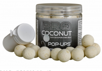 Boilie plovoucí Starbaits Probiotic COCONUT POP-UPS 14mm 60g