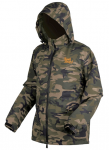 Bunda Prologic Bank Bound 3-Season Camo Fishing Jacket