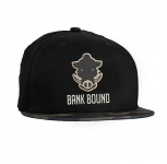 Kšiltovka Prologic Bank Bound Flat Bill Cap