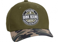 Kšiltovka Prologic Bank Bound Camo Cap Green/Camo