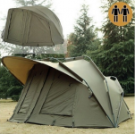 Bivak Pelzer All Weather Dome 2man + AKCE zimní přehoz All Weather Dome 2man