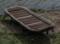 Lehátko Giants Fishing RWX Flat Fleece XXL 8Leg Bedchair