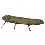 Lehátko Giants Fishing Bedchair Fleece Camo 6Leg