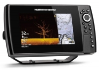 Humminbird HELIX 8x CHIRP MSI+ GPS G3N + AUTOCHART ZERO LINES MAP CARD