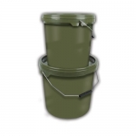 GARDNER KBELÍK BUCKET Medium Camo (10l)
