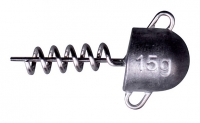 Savage Gear zavrtávací Jig Cork Screw Heads
