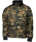 Prologic bunda Bank Bound Bomber Camo Jacket