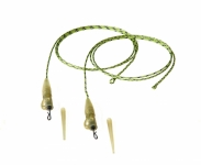EXTRA CARP lead Core System a Safety Clip 2ks