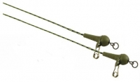 Extra Carp Lead Core System with Safety Sleeves 2ks