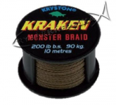 Kryston Kraken Monster Braid 200lb 10m