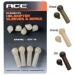 ACE Helicopter Sleeves a Beads