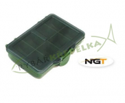 Krabička NGT Terminal Tackle Box 8 Way