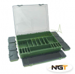 Krabička NGT Tackle Box System 7+1