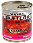 Kukuřice BAIT-TECH Super Sweetcorn Strawberry 300g