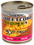 Kukuřice BAIT-TECH Super Sweetcorn Scopex 300g