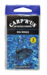Kroužky na návazce CARP R US Rig Rings – 3mm 20ks