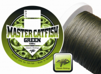 Splétaná šňůra Giants Fishing Master Catfish Green 0,80mm/1000m