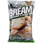 Krmítková směs BAIT-TECH Omen BREAM Groundbait a Feeder Mix 2kg