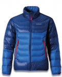 Zimní bunda SHIMANO 700FP Down Jacket Blue