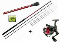 Prut Giants Fishing CLX Feeder TR 12ft Medium + naviják zdarma!