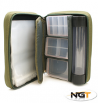 NGT Pouzdro Multi Purpose Pva -  Rig Wallet