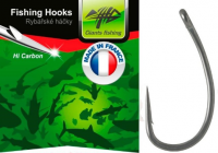 Háček Giants Fishing s očkem Medium Curve Shank 10ks