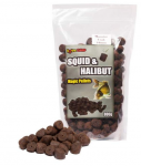 Extra Carp Squid a Halibut Pellets 16mm/800g
